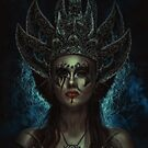 Queen Of The Dammed by Martin Muir