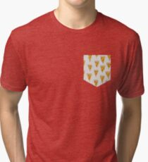 Pizza Heaven Tri-blend T-Shirt