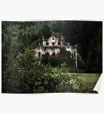 Villa De Vecchi Poster