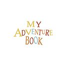 my adventure book - white background by remedies
