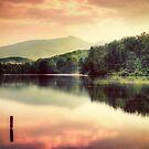 Price Lake Sunset by RayDevlin