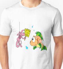 Helpful Worm T-Shirt