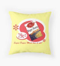 Sugar Bombs Throw Pillow