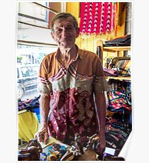 Shopkeeper Poster