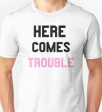 Double Trouble (1 of 2) Unisex T-Shirt