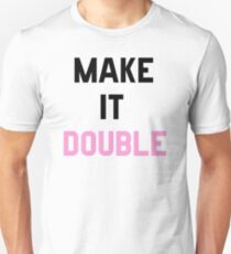 Double Trouble (2 of 2) Unisex T-Shirt