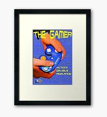 The Gamer Framed Print