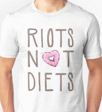 Riots Not Diets T-Shirt