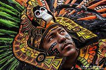 Azteca Warrior by Heather Friedman