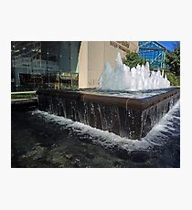 Crown Center  Photographic Print
