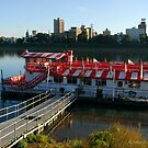 Riverboat by Robert D. Kusztos