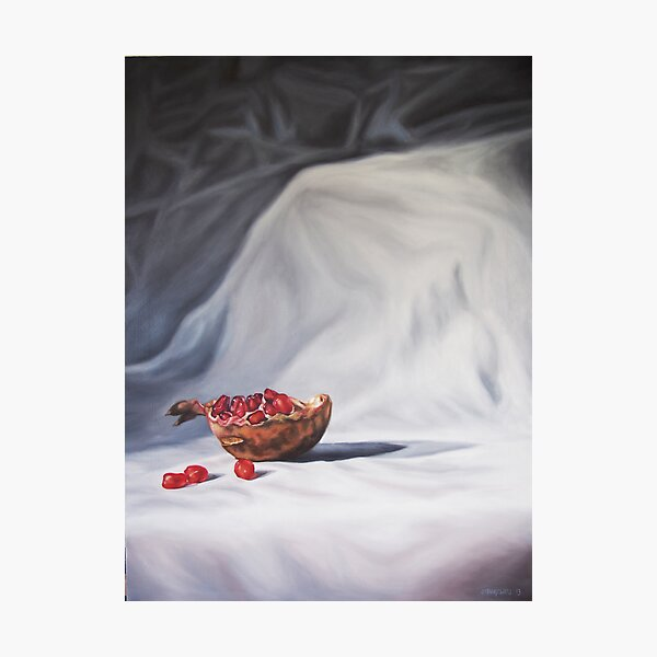 The Pomegranate Photographic Print