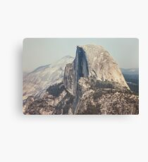 Half Dome in Yosemite National Park Canvas Print