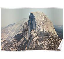 Half Dome in Yosemite National Park Poster