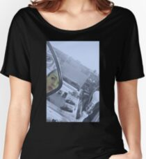 THE LOOKER Women's Relaxed Fit T-Shirt