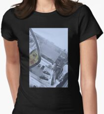 THE LOOKER Women's Fitted T-Shirt