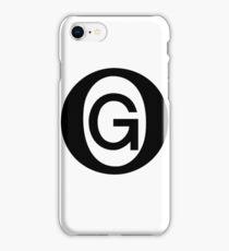 OG Black iPhone Case/Skin
