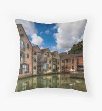 Newport Quay Throw Pillow