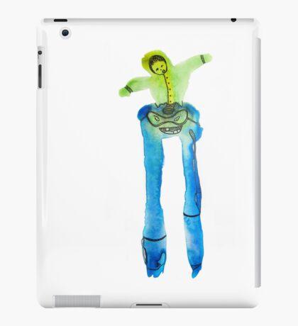 Piernas felices iPad Case/Skin