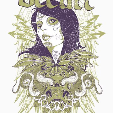 Occult beauty by tshirt-factory