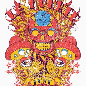 Dia de los muertos by tshirt-factory
