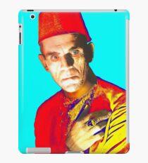 Boris Karloff in The Mummy iPad Case/Skin