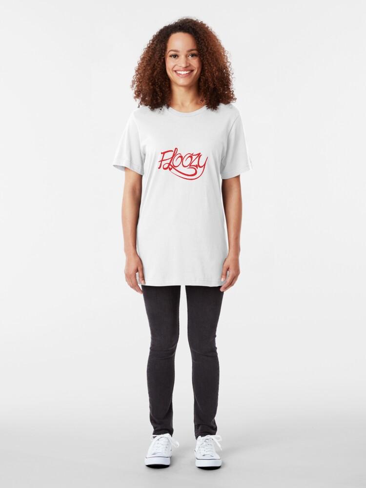 Alternate view of Floozy Slim Fit T-Shirt