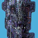 Rockface by David  Kennett