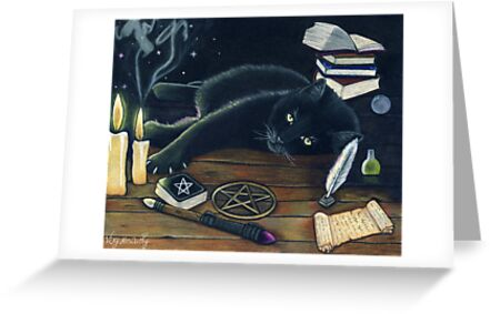 """Black magic"" by majestikart"