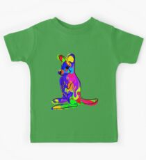 Wallaby Kids Tee