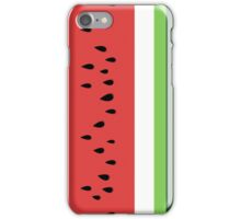 Square Watermelon iphone or ipod cover iPhone Case/Skin