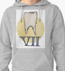 Molle Denti (Soft Teeth) Publishing Pullover Hoodie