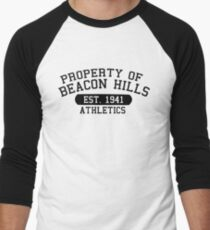 BEACON HILLS ATHLETICS Men's Baseball ¾ T-Shirt