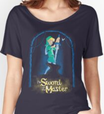 Sword of the master (redeux) Women's Relaxed Fit T-Shirt