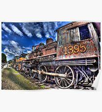 Coopersville & Marne Railway: Coopersville, Michigan Poster