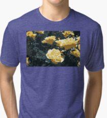 Yellow Roses Tri-blend T-Shirt