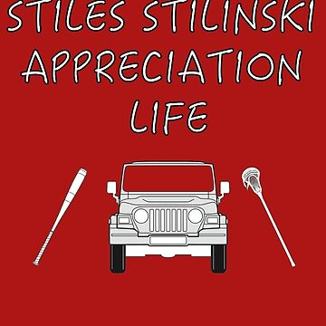 I Live a Stiles Stilinski Appreciation Life by pondlifeforme