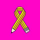 Creative Cause (Yellow School Pencil) by Troy Sizer