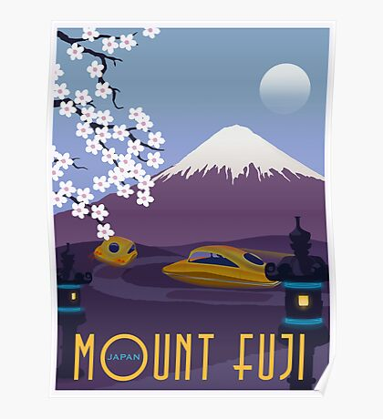 Race to Mount Fuji Poster