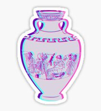 Ancient Greek Vase 1 Sticker