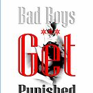 Bad Boys (2) iPhone Case Cover by Love Through The Lens