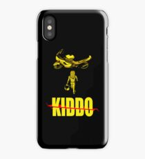 Kiddo iPhone Case/Skin