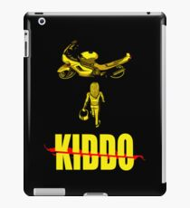 Kiddo iPad Case/Skin