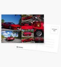Up Close and Personal Postcards