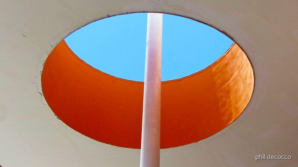 Sky Pole by phil decocco