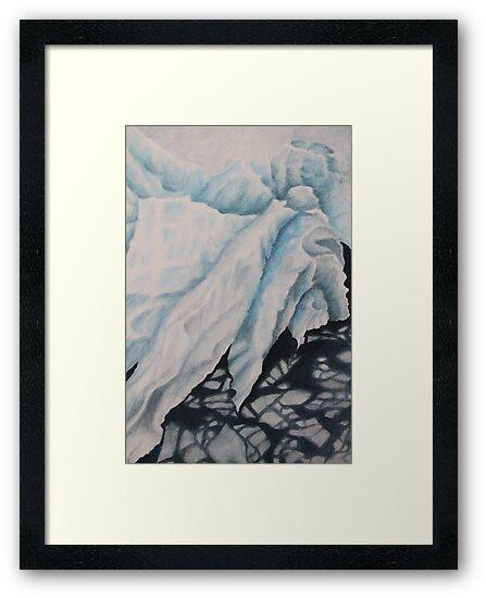 blue ice 2 by diane nicholson