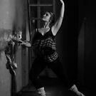 Basement ballet by Brian Edworthy