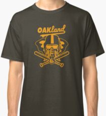 OAKland Athletics Edition Classic T-Shirt