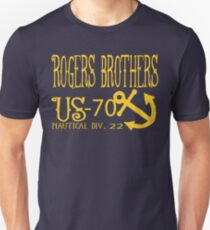 nautical by rogers brothers Unisex T-Shirt