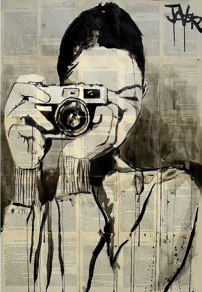 smile by Loui  Jover